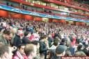 Arsenal - PSV: 3000 man uit Eindhoven en omstreken